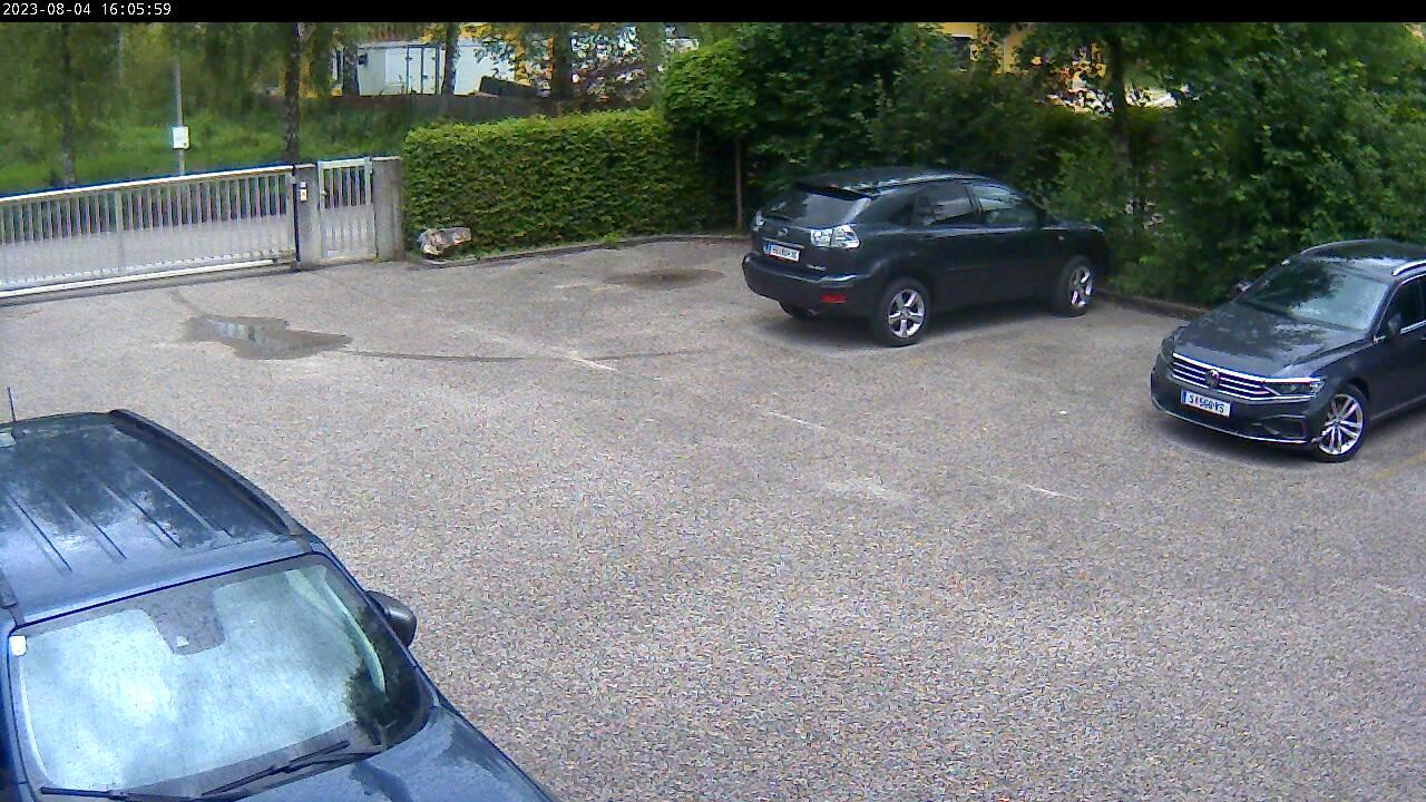 SCS Webcam - Ausblick auf das Clubgelände